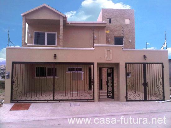 0 fachada f for Fachadas para terrazas de casas