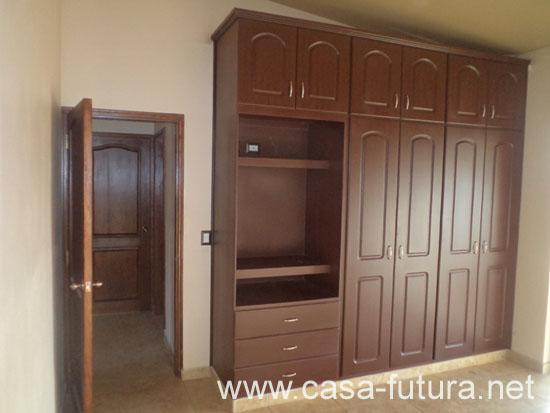 7 closets for Closet con espacio para tv