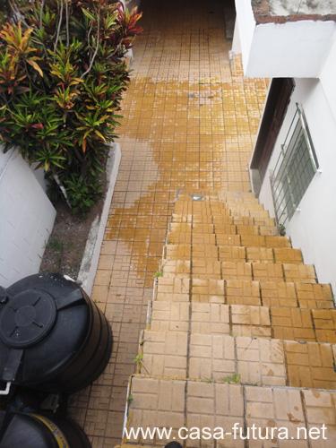 1 patio y gradas exteriores 1 for Gradas exteriores