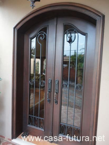 2 puertas - Seguridad de casas ...