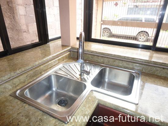 3 cocina lavatrastos - Fregaderos en esquina ...