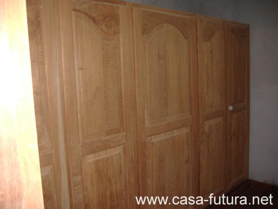 7 Walking Closet 2 Madera De Cedro