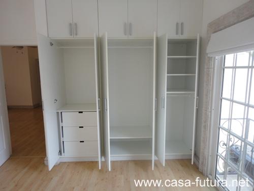 Closets en cuartos 1 for Closet para habitaciones