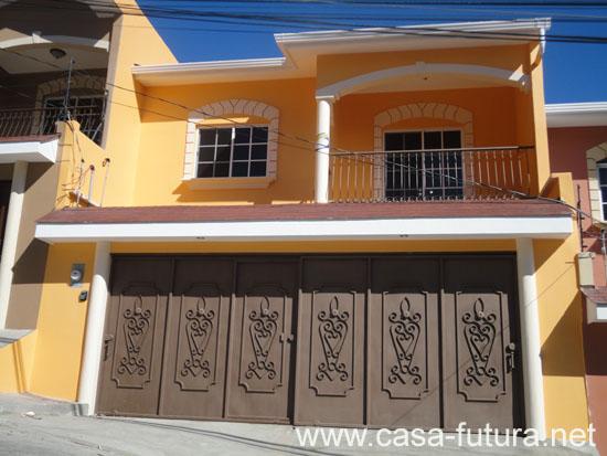 0 fachada for Fachadas de casas con porton