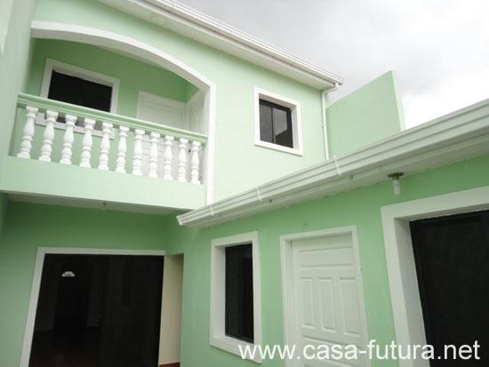 2 fachadas exteriores 2 for Gradas para exteriores